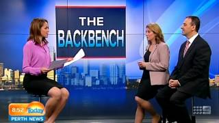 The Backbench - Medical Marijuana | Today Perth News