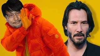 Kojima rejected Keanu Reeves, Battle Royale for Death Stranding - Inside Gaming Daily