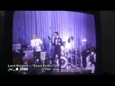 Lord Relator - Food Prices