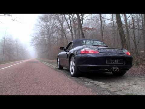 PORSCHE 986 S - SCART Sport Exhaust