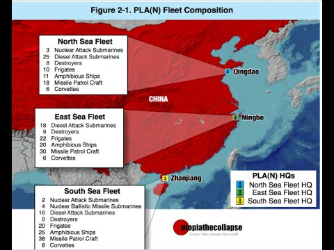 China says it's ready if US 'stirs up any conflict' in South China Sea