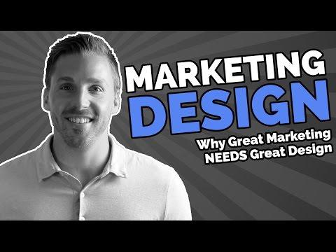 Marketing Design (Why Great Marketing Needs Great Design)