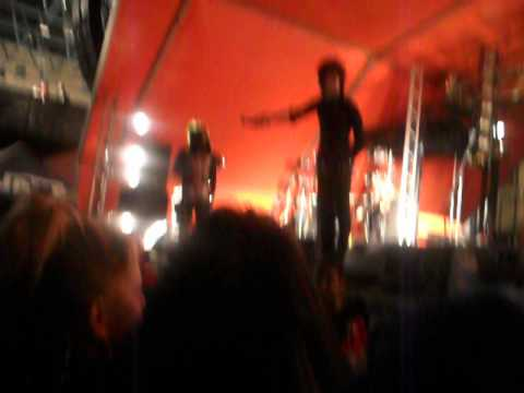 Blood On The Dancefloor   Bewitched Vans Warped Tour Uk 2012 video
