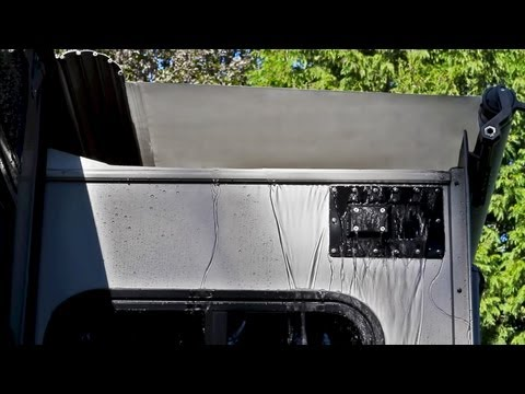 HOW TO: Prevent an RV Slide-out Flood