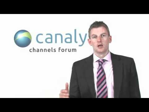 Alastair Edwards, Canalys. From physical to virtual: Flexing your business towards a cloud model.
