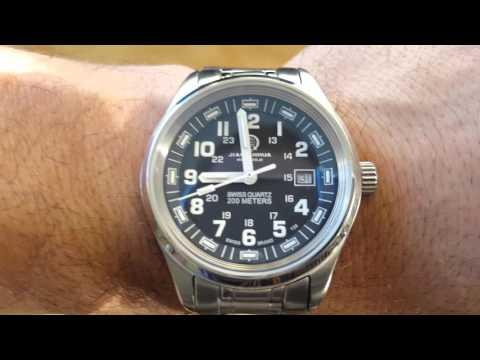 Офигенные китайские часы с тритием