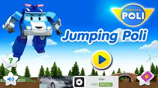Android Games For Kids : ROBOCAR POLI - Jumping Poli