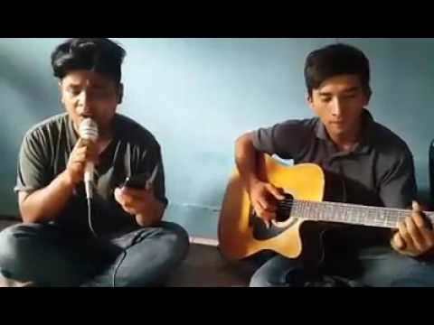Anji - Dia - Cover Sandi Ginting Feat Adiel Ginting