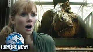BARYONYX + T-REX REVEAL! Reaction + Thoughts!   Jurassic World News Update