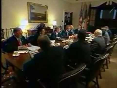 Inside the real West Wing: THE BUSH WHITEHOUSE