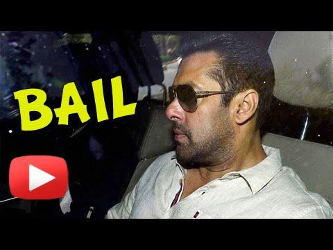 (Video) Salman Khan Gets Bail | Reaches Home | Hit And Run Case