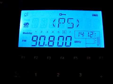 FM-Es: Radio Relizane 90.8 MHz Aïn N'sour, Algeria 2011-07-09