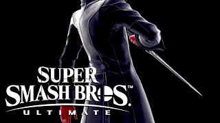 Super Smash Bros Ultimate - Joker Release Date & Spring Update Trailer