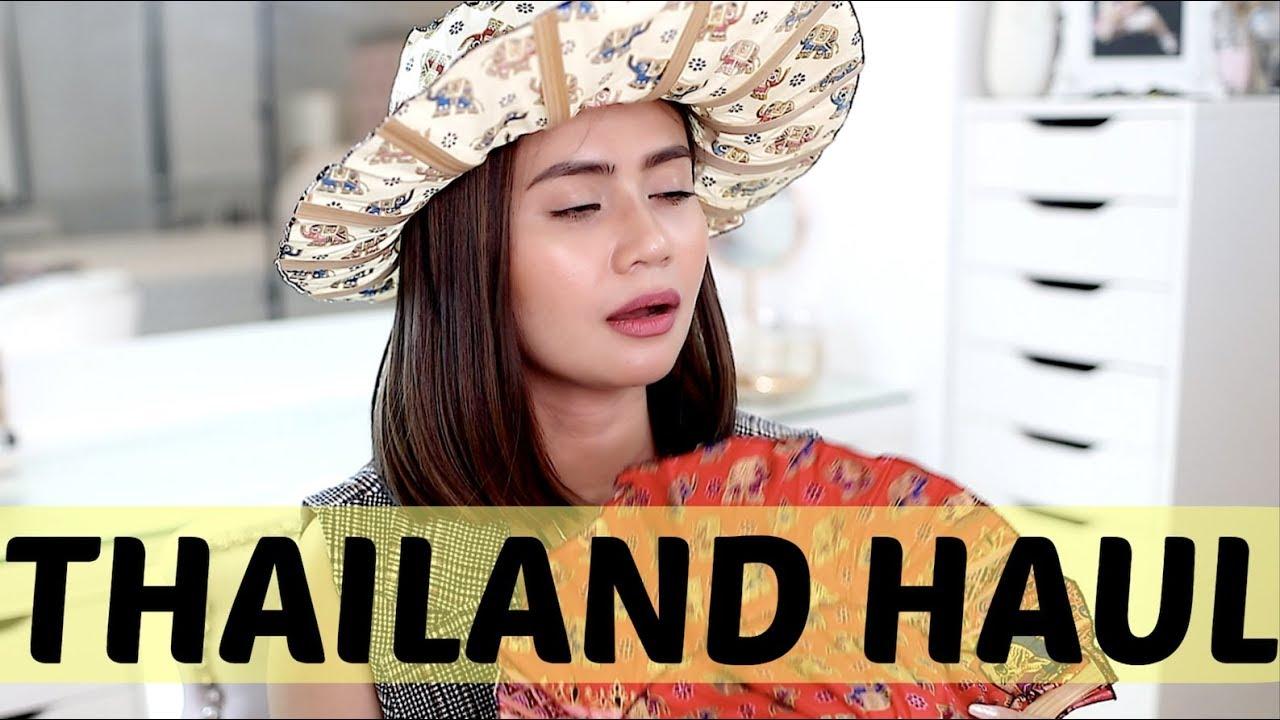 THAILAND HAUL (Makeup, Designer & Clothing)   Anna Cay ♥