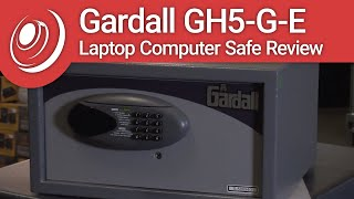Gardall GH5-G-E Laptop Computer Safe Review with Dye the Safe Guy