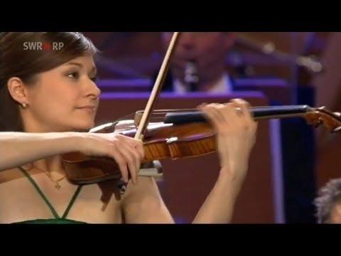 Arabella Steinbacher  -  Beethoven Violin Concerto