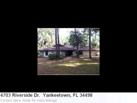Yankeetown, Fl Real Estate Listings Just Updated! Check Out