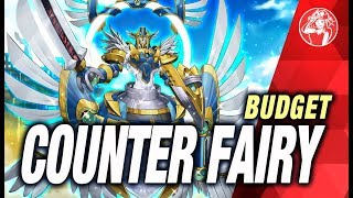 BUDGET Counter Fairy Deck (January/ Enero 2018) Post Structure Deck Wave of Light
