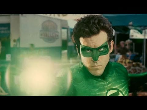 'Green Lantern' Trailer HD