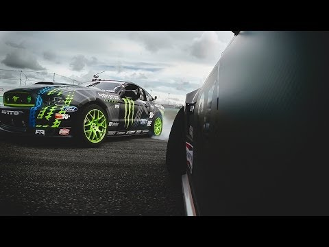 Gopro: Formula Drift Miami 2014 video