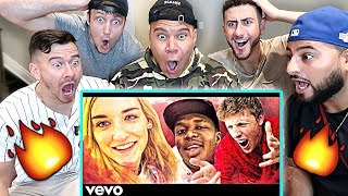 REACTING TO W2S - KSI Exposed (Official Music Video) DISS TRACK