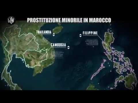 فيديو..برنامج إيطالي ينجز وثائقي حول دعارة الأطفال بالمغرب thumbnail
