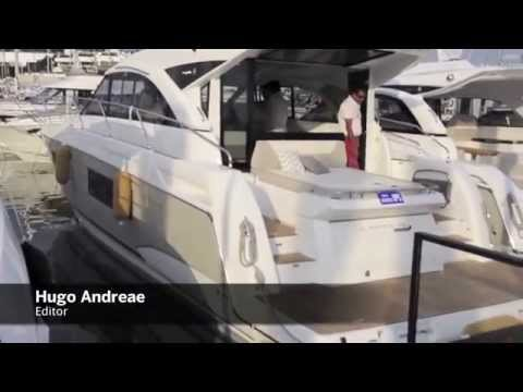 Jeanneau Leader 46 from Motor Boat & Yachting