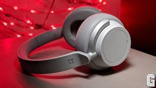 Noise Cancelling for Bass Lovers! : Microsoft Surface Headphones REVIEW