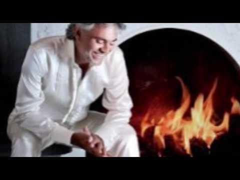 Blanca Navidad - Andrea Bocelli (Spanish Version)