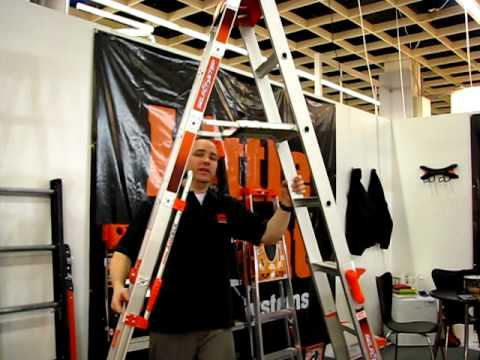 little giant xtreme ladder system 3. Black Bedroom Furniture Sets. Home Design Ideas