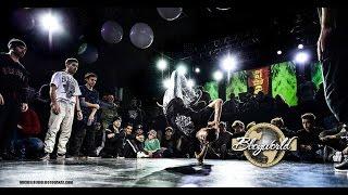 Bandits vs Dead Prez - Finał Floor Wars Italy Qualifier 2017
