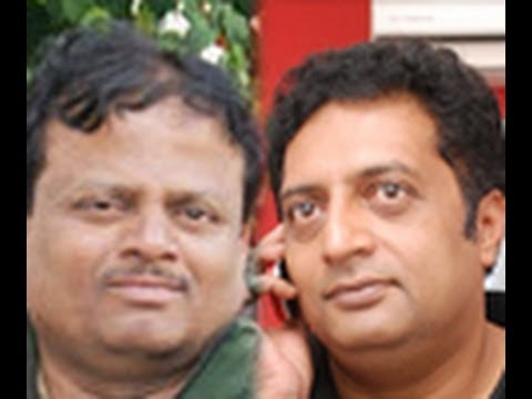 Prakash Raj and KV Anand Fights