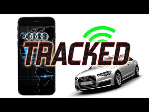 How To Turn An Old IPhone Into A Car Tracker