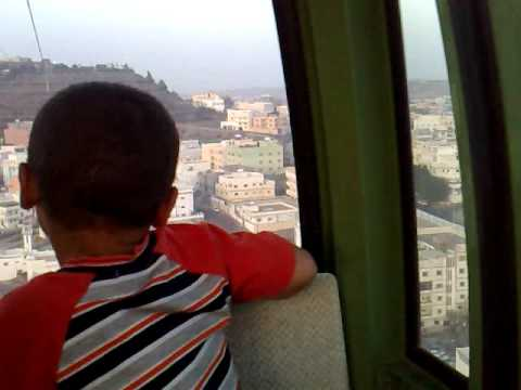 Abha, Saudi Arabia - Jabel Al Akhdar (The Green Mountain) Video