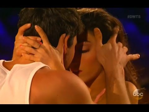 Dwts 18 Hd ~ Meryl Davis & Maks ~ Sexy Rumba ~ Week 8 ~ Dance Duel ~ 5-5-14 ~ Dancing With The Stars video