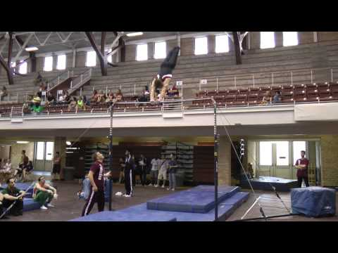 TGC Championships 2012 (Men): High Bar -- Chase Hames
