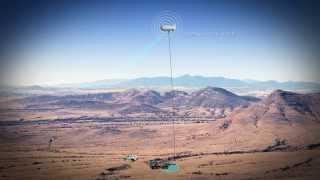 TCOM Aerostat System Border Surveillance Demonstration