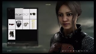 Final Fantasy XV Comrades All outfits unlockable hairs male/female  & glowface glitch