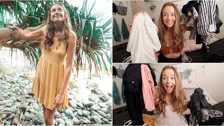 DAY IN MY LIFE + ETHICAL CLOTHING HAUL