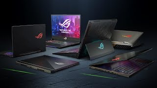 TOP 5: New Asus ROG & Strix Gaming Laptop 2019!