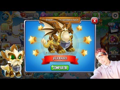 Dragon clarividencia combate Arena En DragonCity