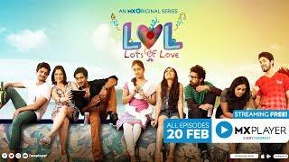 Lots of Love   Official Trailer   Telugu    MX Original Series   MX Player