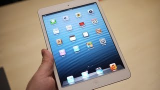 iPad Mini Event Recap (New iPad's and iMac's)