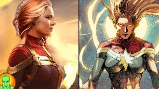 Captain Marvel an Unbiased Movie Review - Marvel Theory