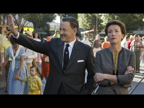 Mark Kermode reviews Saving Mr. Banks