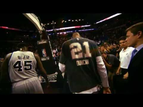 San Antonio Spurs | NBA Playoffs 2013