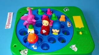 Pocoyo Fishing Game