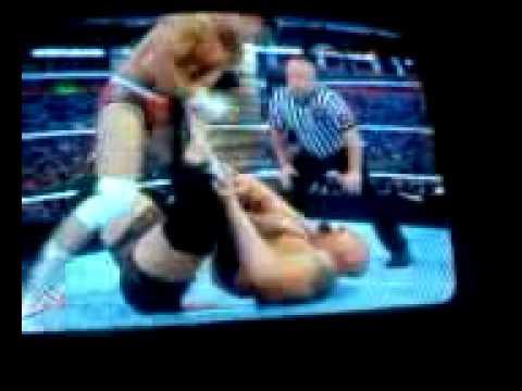 WWE Cody Rhodes Vs Big Show WrestleMania 28