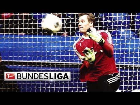 Sensational Shot Stoppers - The Bundesliga's Top Goalkeepers