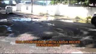 RECIFE SEDE DA COPA 2014 RUA COSMORAMA EM PORTA LARGA II